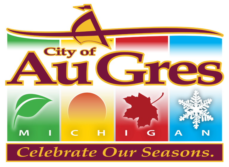 City of Au Gres Logo Celebrate Our Seasons