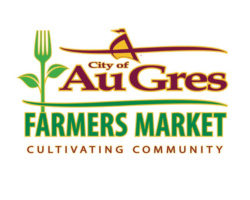 City of Au Gres Farmers Market Logo